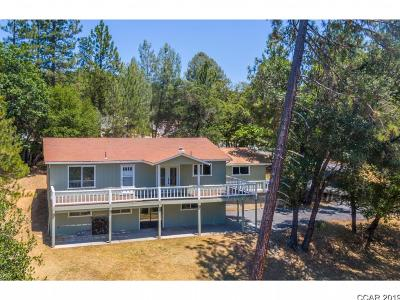 Sonora Single Family Home For Sale: 21810 Phoenix Lake Rd #9