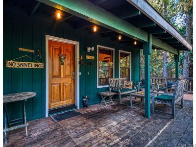 Arnold Single Family Home For Sale: 1333 Ponderosa #163/2