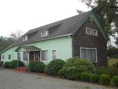 Smith River Single Family Home Active-Extended: 1795 S Fred Haight Drive