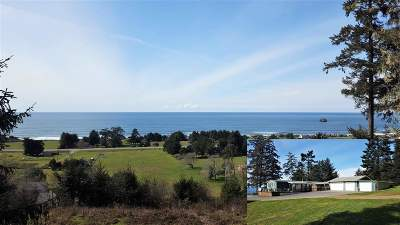 Smith River Single Family Home For Sale: 14055 Ocean View Drive