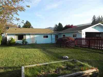 Klamath Single Family Home For Sale: 31 Hill Road