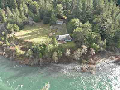 Gasquet Single Family Home For Sale: 150 Clausen Lane