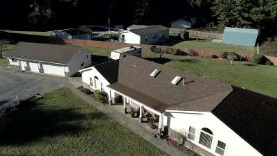 Crescent City Single Family Home For Sale: 5520 Lake Earl Drive