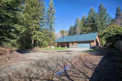 Crescent City Single Family Home For Sale: 300 Lindsay Lane