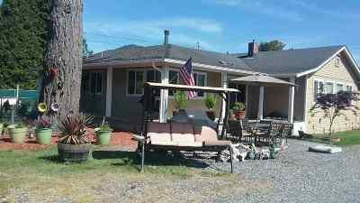 Klamath Single Family Home For Sale: 401 Terwer Riffle Road