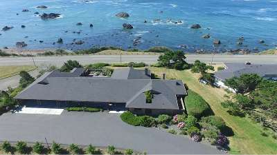 Crescent City Single Family Home For Sale: 777 S Pebble Beach Drive