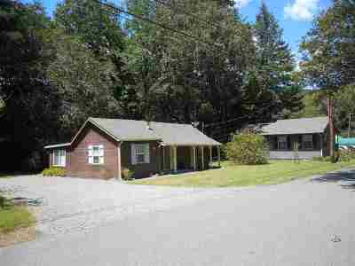 Gasquet Multi Family Home Back Up: 30 Gasquet Flat Road