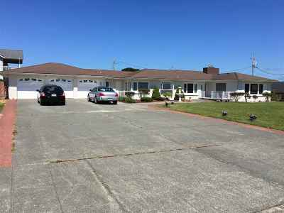 Crescent City Single Family Home For Sale: 745 Taylor Street