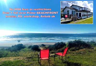 Smith River Single Family Home For Sale: 15300 Us Highway 101 N
