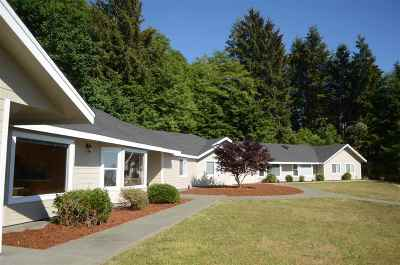 Smith River Single Family Home For Sale: 300 Reeves Road