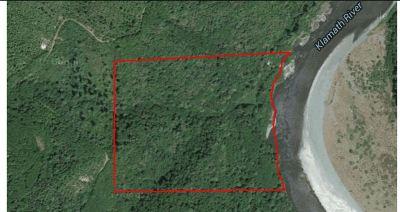 Klamath Residential Lots & Land For Sale: Klamath River Front Property