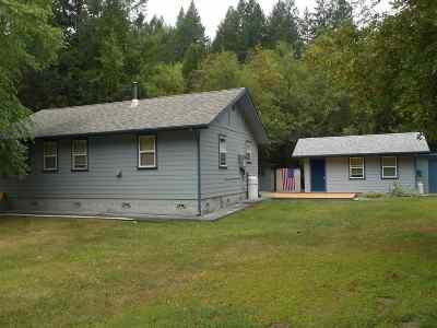 Crescent City Single Family Home For Sale: 4405 Big Flat Road
