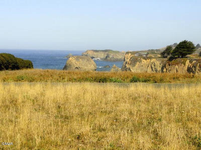Mendocino, Fort Bragg, Caspar, Little River, Albion, Westport, Comptche, Elk, Navarro Residential Lots & Land For Sale: Ocean Meadows Circle