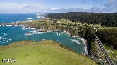 Mendocino, Fort Bragg, Caspar, Little River, Albion, Westport, Comptche, Elk, Navarro Residential Lots & Land For Sale: 3500 N Highway 1