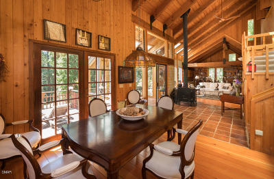 Little River Single Family Home For Sale: 33200 Frog Pond Road