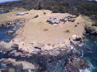 Mendocino County Single Family Home For Sale: 17260 Ocean Drive