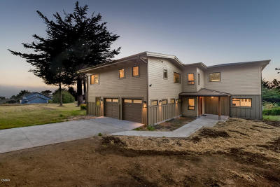 Mendocino Single Family Home For Sale: 45220 S Caspar Drive