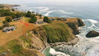 Mendocino, Fort Bragg, Caspar, Little River, Albion, Westport, Comptche, Elk, Navarro Residential Lots & Land For Sale: 34350 Pacific Reefs Road