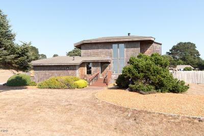 Mendocino CA Single Family Home For Sale: $849,000