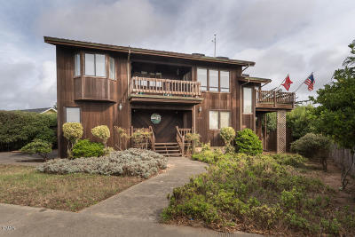 Fort Bragg CA Single Family Home For Sale: $774,000