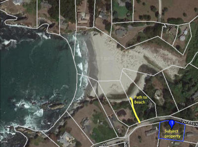 Fort Bragg CA Residential Lots & Land For Sale: $249,000