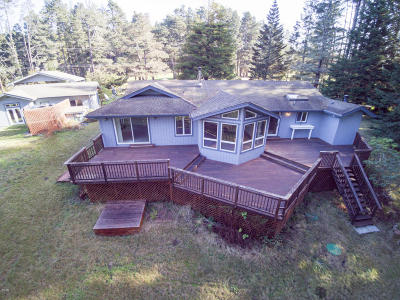 Little River Single Family Home For Sale: 44786 Little River-Airport Road