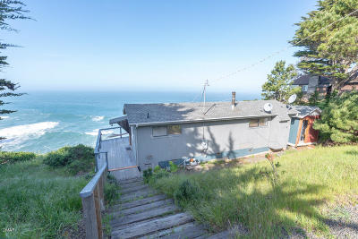 Mendocino County Single Family Home For Sale: 1500 Navarro Bluff