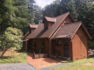 Mendocino CA Single Family Home For Sale: $585,000