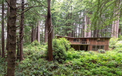 Mendocino County Single Family Home For Sale: 32700 Middle Ridge Road