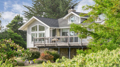 Mendocino Single Family Home For Sale: 44770 Rosewood Terrace