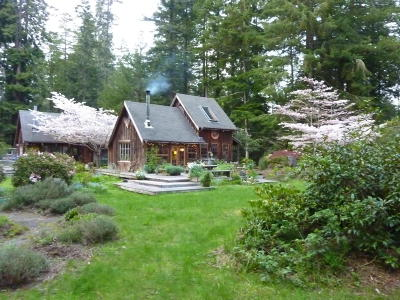 Mendocino CA Single Family Home For Sale: $1,200,000