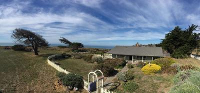 Mendocino County Single Family Home For Sale: 15550 S Highway 1