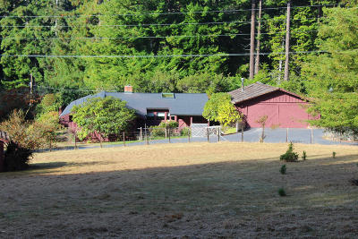 Little River Single Family Home For Sale: 33350 Frog Pond Road