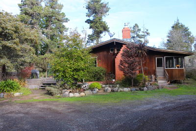 Albion Single Family Home For Sale: 31490 Albion Ridge Road
