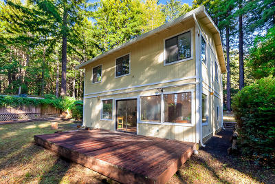 Little River Single Family Home For Sale: 44435 Little River Airport Road #Rd 12