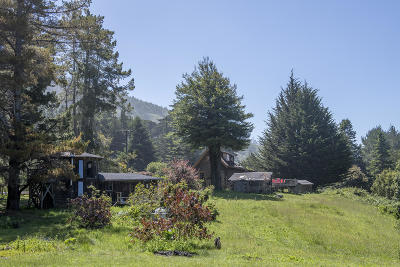 Mendocino County Single Family Home For Sale: 3300 Ca-1