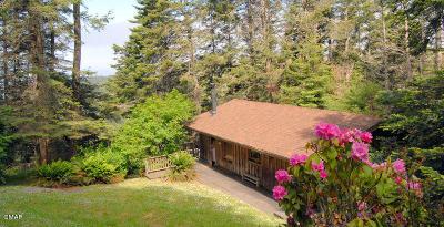 Elk CA Single Family Home For Sale: $499,000