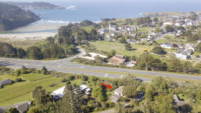 Mendocino Single Family Home For Sale: 44741 Pine Street