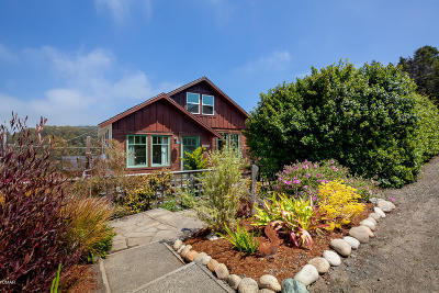 Mendocino County Single Family Home For Sale: 33820 Albion Street