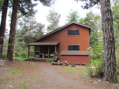 Albion Single Family Home For Sale: 32220 Albion Ridge Road