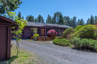 Mendocino Multi Family Home For Sale: 42751 Caspar Little Lake Road