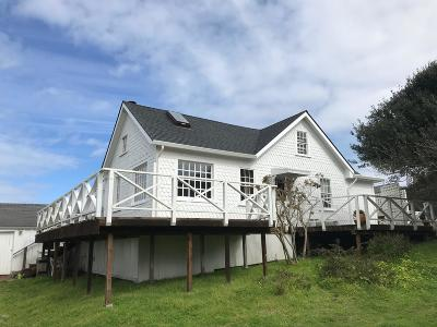 Mendocino CA Single Family Home For Sale: $849,000