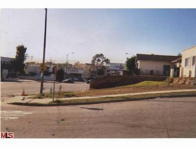 Inglewood Residential Lots & Land Sold: South Osage Avenue