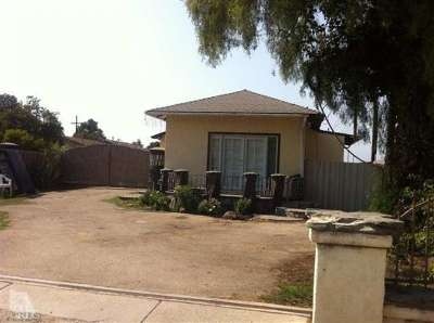Single Family Home Closed: 2589 Alvarado Street