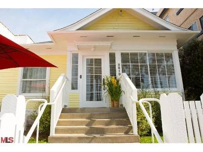 Los Angeles County Rental For Rent: 2219 Ocean Avenue