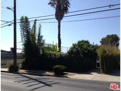Los Angeles CA Single Family Home Closed: $581,000