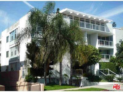Beverly Hills Condo/Townhouse Closed: 131 North Gale Drive #3E