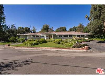 Los Angeles CA Single Family Home Sold: $3,399,000