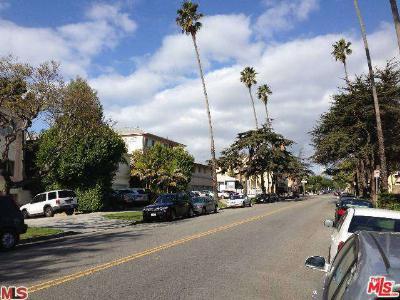 Santa Monica Condo/Townhouse Closed: 828 Lincoln Boulevard #1