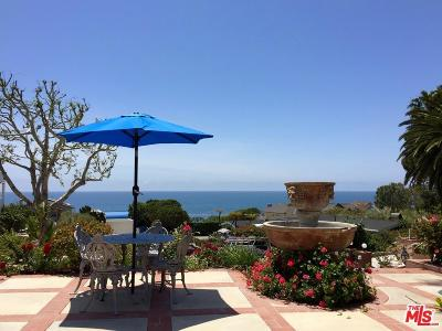 Malibu Single Family Home For Sale: 4900 Bunnie Lane